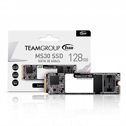 SSD M.2 128GB Team Group MS30 / Liteon - Leitura 550 MB/s - TM8PS7128G0C101