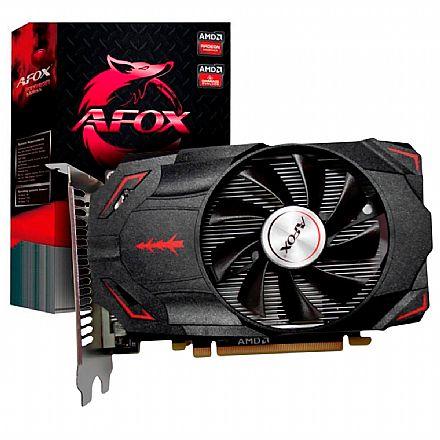 AMD Radeon RX 550 2GB GDDR5 128bits - AFOX AFRX550-2048D5H3