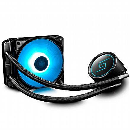 Water Cooler DeepCool Gammaxx L120 (AMD / Intel) - LED RGB - DP-H12RF-GL120RGB