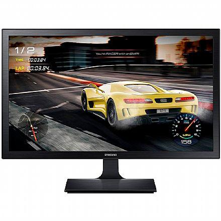 "Monitor Gamer 27"" Samsung S27E332 - Full HD - 1ms - 75Hz - HDMI"