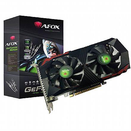 GeForce GTX 1050 2GB GDDR5 128bits - AFOX AF1050-2048D5H2