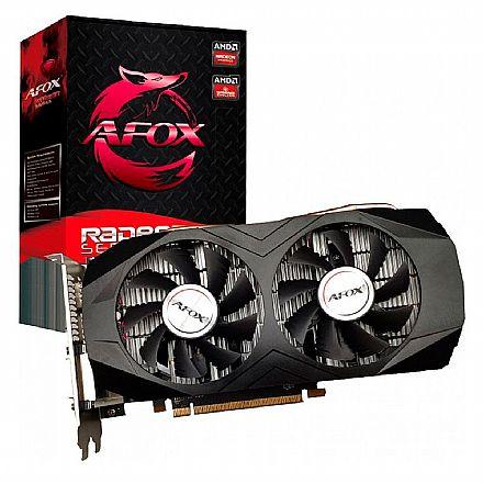 AMD Radeon RX 580 8GB GDDR5 256bits - AFOX AFRX580-8192D5H5