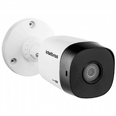 "Câmera de Segurança Bullet Intelbras VHD 1120 B G5 - IP66 - Lente 3.6mm - Sensor 1/2.7"" - Infravermelho alcance 20m - Multi HD - 4 em 1 HDCVI, HDTVI, AHD-M, Analogica"