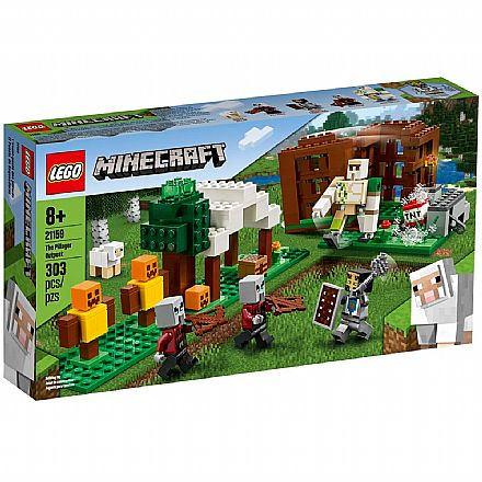 LEGO Minecraft - The Pillager Outpost - 21159