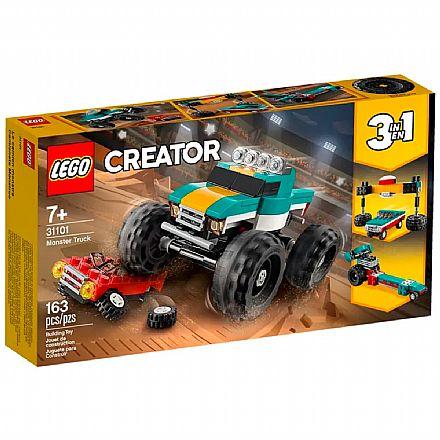 LEGO Creator - Caminhão Gigante - 31101
