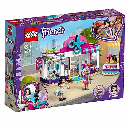 LEGO Friends - Salao de Cabeleireiro de Heartlake City - 41391