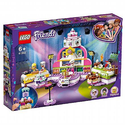 LEGO Friends - Concurso de Bolos - 41393