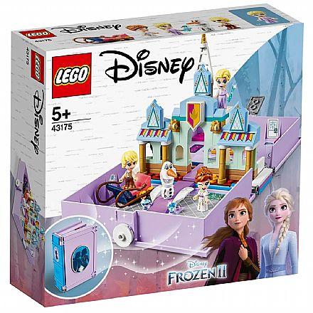 LEGO Disney Princess - Aventuras do Livro de Contos da Anna e da Elsa - 43175