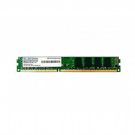 Memória 4GB DDR3 1600MHz Bluecase - CL11 - 1.5V - BMGL3D16M15VS11/4G