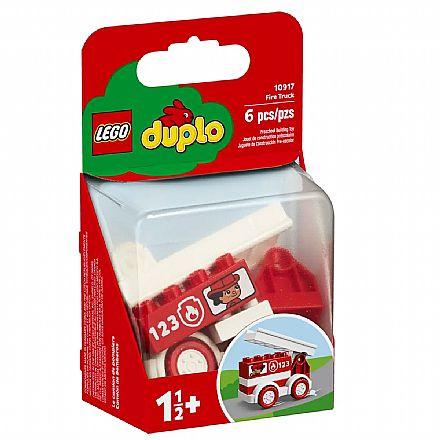 LEGO Duplo - Caminhao dos Bombeiros - 10917