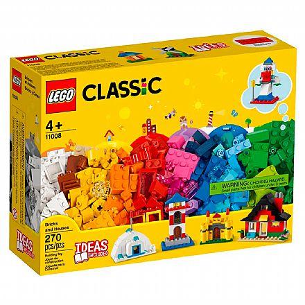 LEGO Classic - Blocos e Casas - 11008