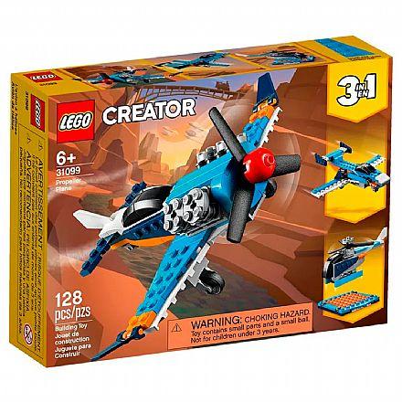 LEGO Creator - Aviao de Helice - 31099