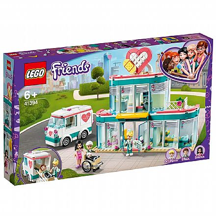 LEGO Friends - Hospital de Heartlake City - 41394