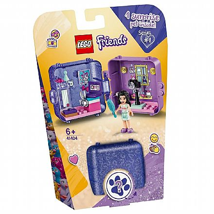 LEGO Friends - Cubo de Brincar da Emma - 41404