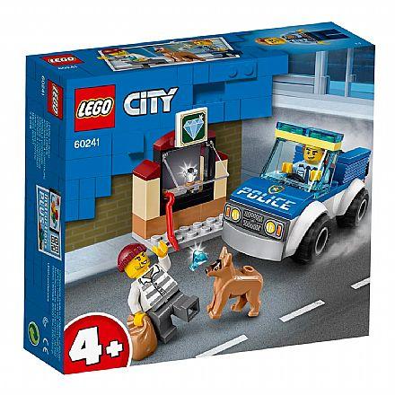 LEGO City - Unidade de Cães Policiais - 60241