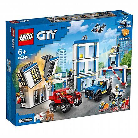 LEGO City - Delegacia de Polícia - 60246