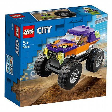 LEGO City - Monster Truck - 60251