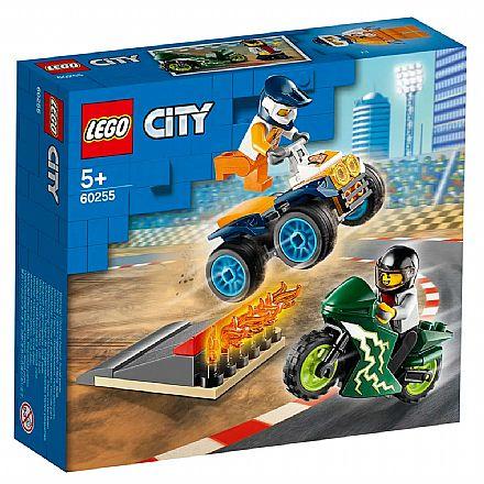 LEGO City - Equipe de Acrobacias - 60255