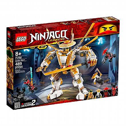 LEGO Ninjago - Robo Dourado - 71702