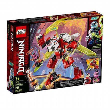 LEGO Ninjago - O Jato Robo do Kai - 71707