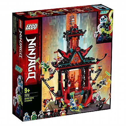 LEGO Ninjago - Imperio Templo da Loucura - 71712