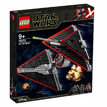 LEGO Star Wars - Disney - TIE Fighter Sith - 75272