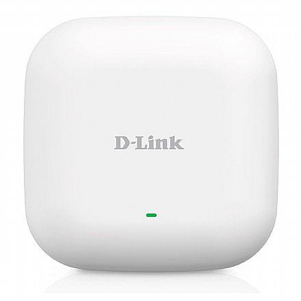 Access Point D-Link DAP-2230 - PoE - 300Mbps - Alta Potência 1000mW - Montável em Teto ou Parede