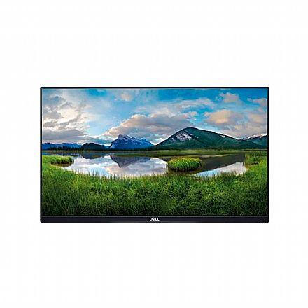 "Monitor 21.5"" Dell P2219H Profissional - Full HD IPS - Hub USB 3.0 - HDMI, VGA, DisplayPort - Não acompanha suporte"