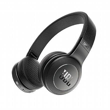 Fone de Ouvido Bluetooth JBL Duet BT - Dobrável - Preto - JBLDUETBTBLK