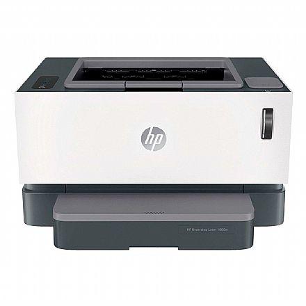 Impressora HP Neverstop 1000W - Laser - com Tanque de Toner - USB, Wi-Fi - 110V - 4RY23A