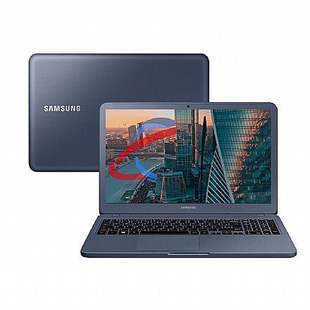 "Notebook Samsung Expert X50 - Tela 15.6"", Intel i7 8565U, 20GB, HD 1TB, GeForce MX110 2GB, Windows 10 Professional - NP350XBE-XB2BR"