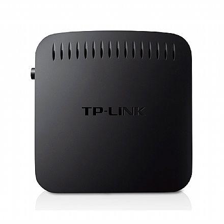 Terminal GPON TP-Link TX-6610 - Gigabit - Converte sinal GPON para Ethernet RJ45