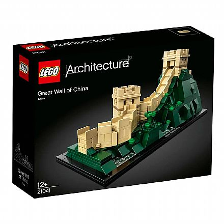 LEGO Architecture - Grande Muralha da China - 21041