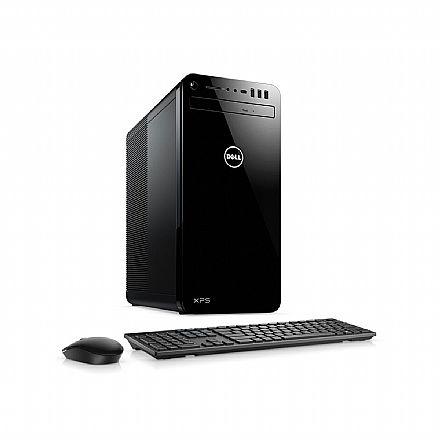 Computador Dell XPS-8930 - Intel i7 9700, 16GB, HD 1TB, GeForce GTX 1660Ti 6GB, DVD, Kit Teclado + Mouse, Windows 10 - Outlet
