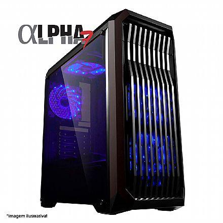 PC Gamer Bits Alpha 7 - Intel® i5 9400F, 8GB, HD 1TB, Geforce GTX 1660 Super 6GB