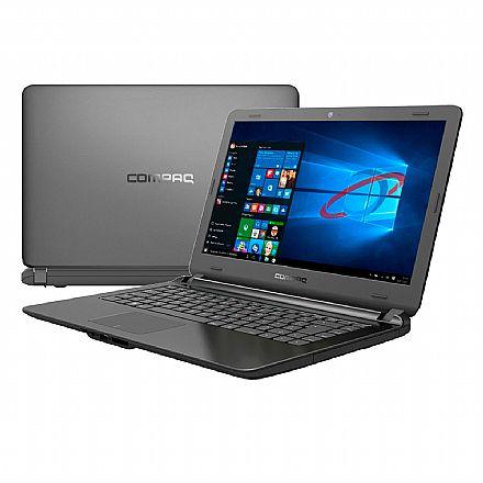 "Notebook HP Compaq Presario CQ32 - Tela 14"" HD, Intel® Pentium® N3700, 8GB, HD 1TB, Windows 10"