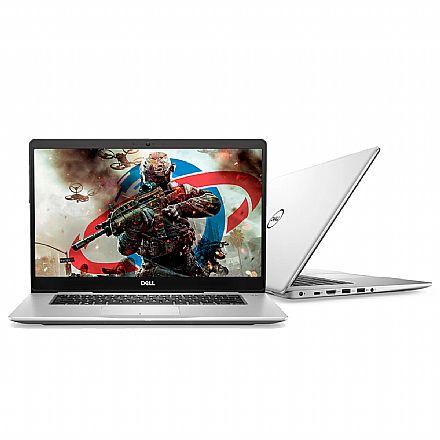 """Notebook Dell Inspiron i15-7580-M10S - Tela 15.6"""" Infinita Full HD, Intel i5 8265U, 16GB, HD 1TB + SSD 240GB, GeForce MX150 2GB, Windows 10 - Outlet"""