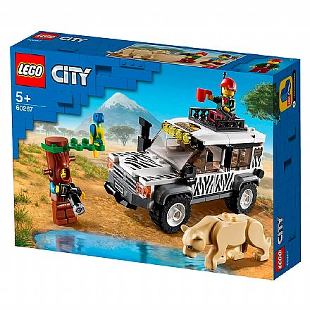 LEGO City - Off-roader para Safari - 60267