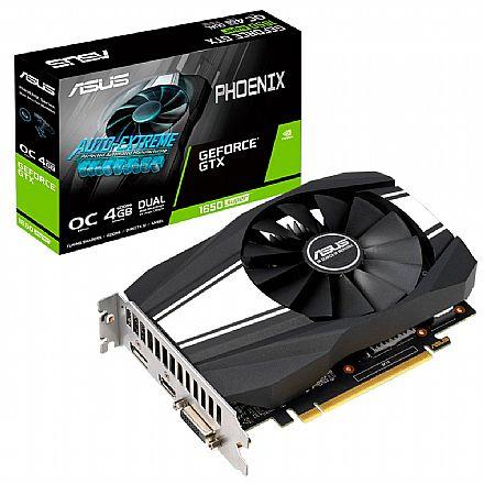 GeForce GTX 1650 Super ASUS PH-GTX1650SO4G (GPU GTX 1650 4G DDR6)
