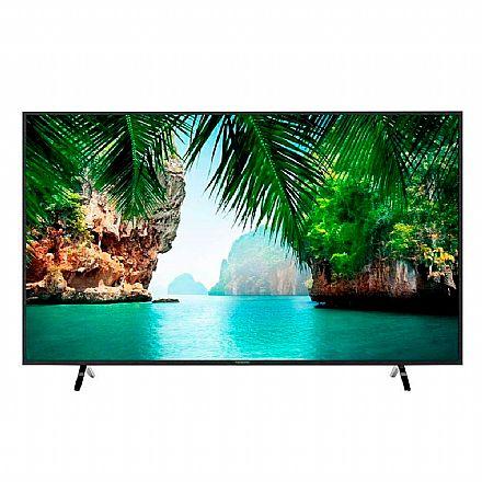 "TV 50"" Panasonic TC-50GX500B - Smart TV - 4K Ultra HD - HDR - Wi-Fi Integrado - HDMI / USB"
