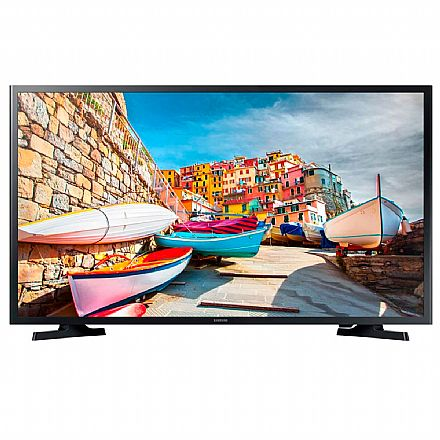 "TV 40"" Samsung HG40ND460SGXZD LED- Full HD - HDMI / USB - Open Box"