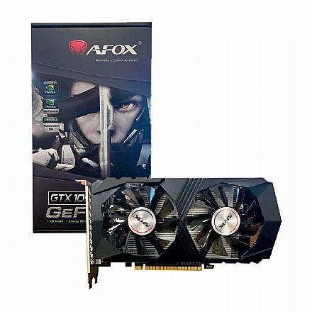 GeForce GTX 1050 Ti 4GB GDDR5 128bits - AFOX AF1050TI-4096D5H5