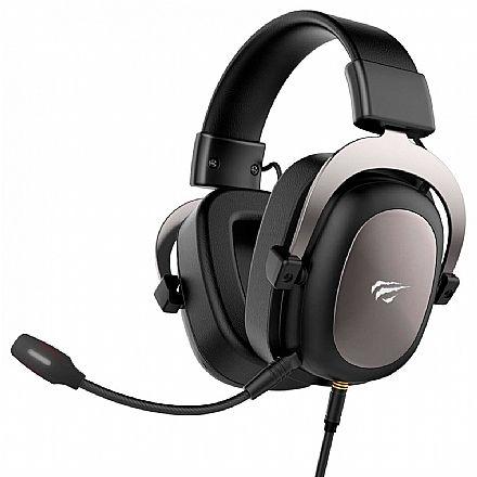 Headset Gamer Havit H2002D - Conector 3.5mm - HV-H2002D