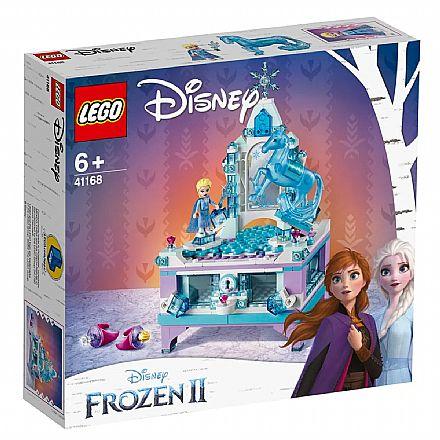 LEGO Disney - Frozen 2 - Caixa de Joias da Elsa - 41168