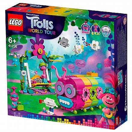 LEGO Trolls - Ônibus-Lagarta Arco-Iris - 41256