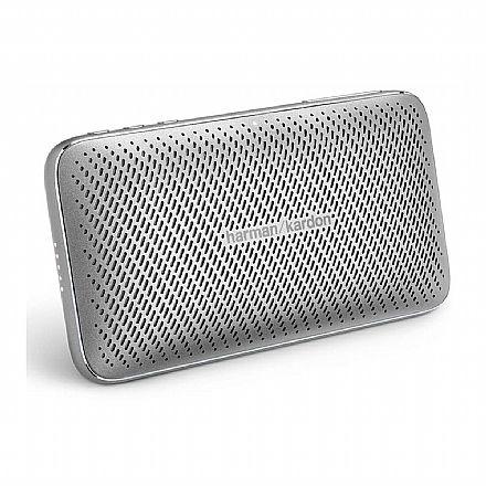 Caixa de Som Portátil Harman Kardon Esquire 2 - Bluetooth - 8W RMS - Prata