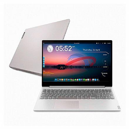 """Notebook Lenovo Ideapad S145 - Tela 15.6"""" Full HD, Intel i7 8565U, 8GB, HD 1TB + SSD 120GB, Linux - 81S9S00000"""