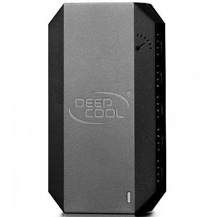 HUB para Fans DeepCool FH-10 - 10 Portas - DP-F10PWM-HUB