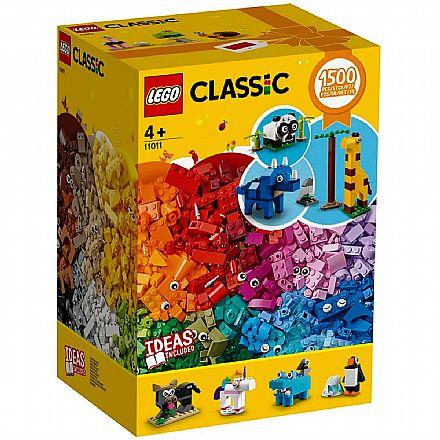 LEGO Classic - Peças e Animais - 11011
