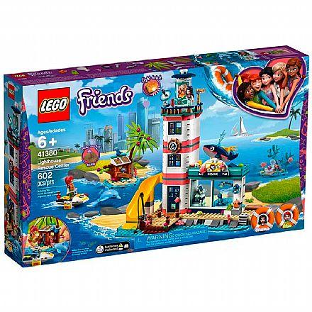 LEGO Friends - Centro de Resgate do Farol - 41380